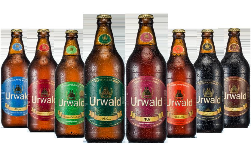 Cervejas Urwald