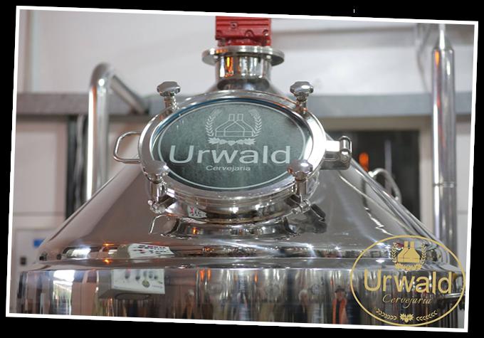 Sede da Cervejara Urwald, em São Vendelino